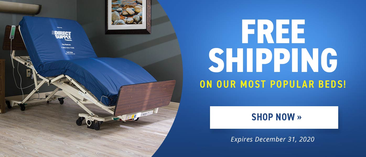 Free Shipping on Beds