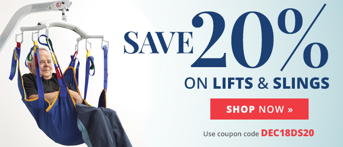Save 20% on Lifts & Slings