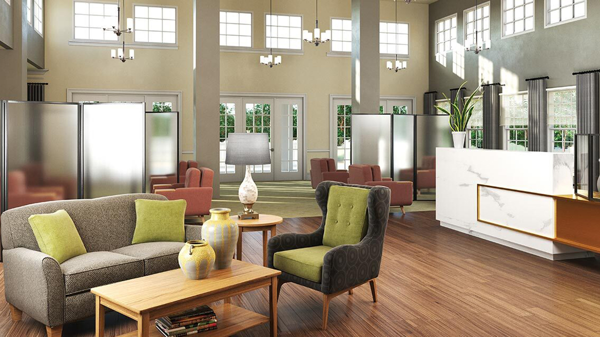 How to Create Safer Visitation Spaces in Senior Living