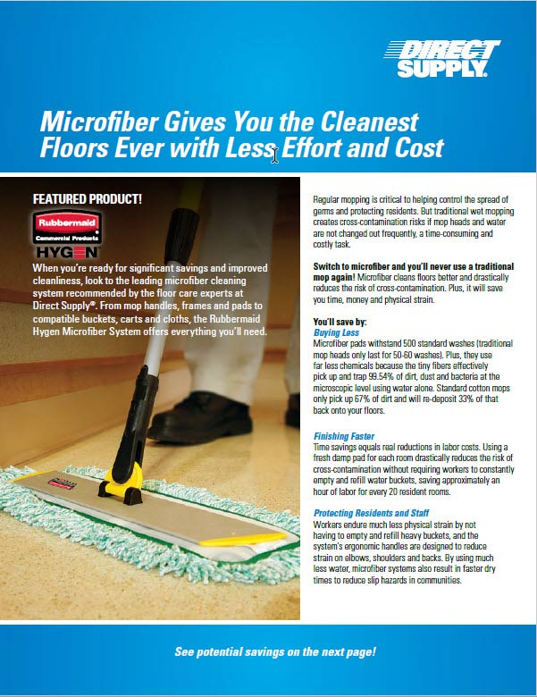 Microfiber Savings Guide