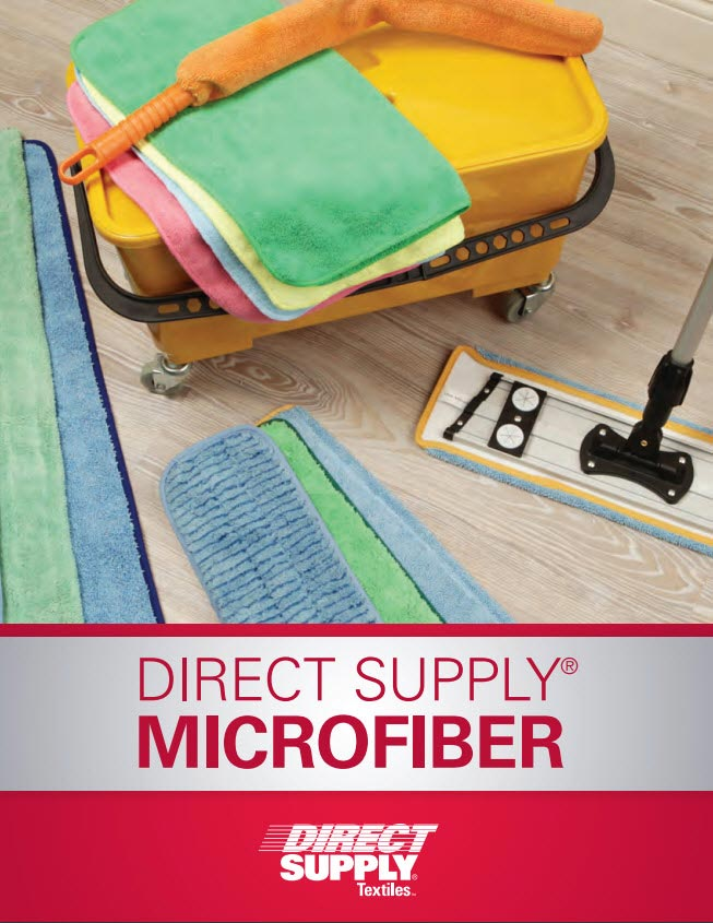 Direct Supply Microfiber User Guide