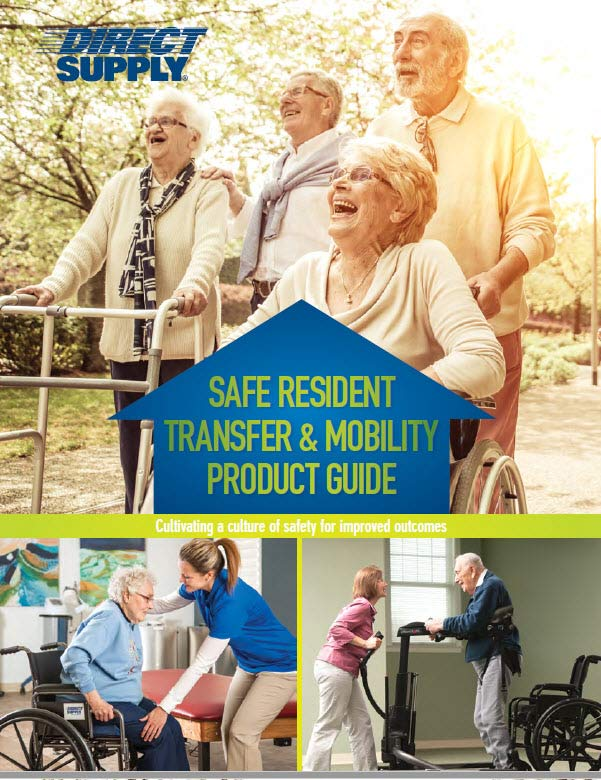 Safe Resident Handling Product Guide
