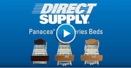 Panacea 3000 Series Adjustable-Height Beds