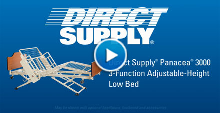 Panacea 3000 Adjustable-Height Beds