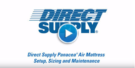 Panacea Air Mattress Setup & Maintenance
