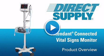 Attendant Vital Signs Monitor