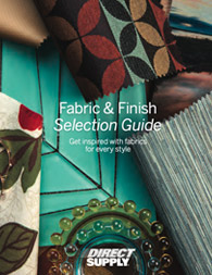 Fabric & Finish Selection Guide